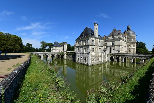 Châteaux de Serrant, France,  August 2021 914