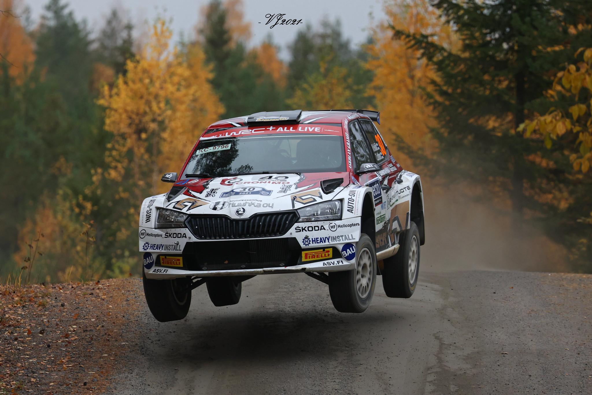 Mikko Heikkilä, Skoda Fabia R5