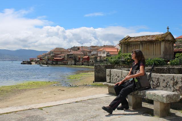 Andy, Combarro, Galicia