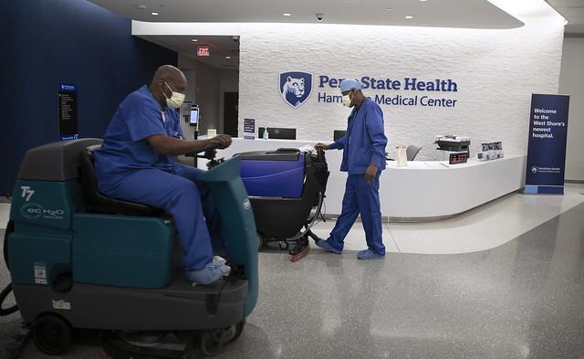 Penn State Health Hampden Medical Center - Opening Day