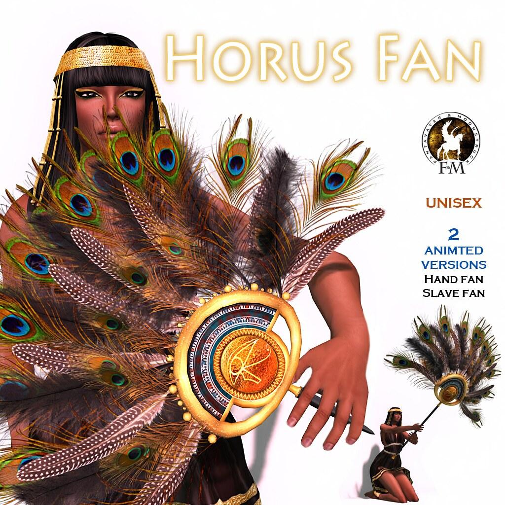 F&M *  Horus Fan