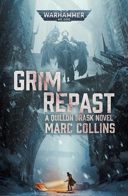 «ЗЛОВЕЩЕЕ ПИРШЕСТВО», Марк Коллинз   Grim Repast by Marc Collins.