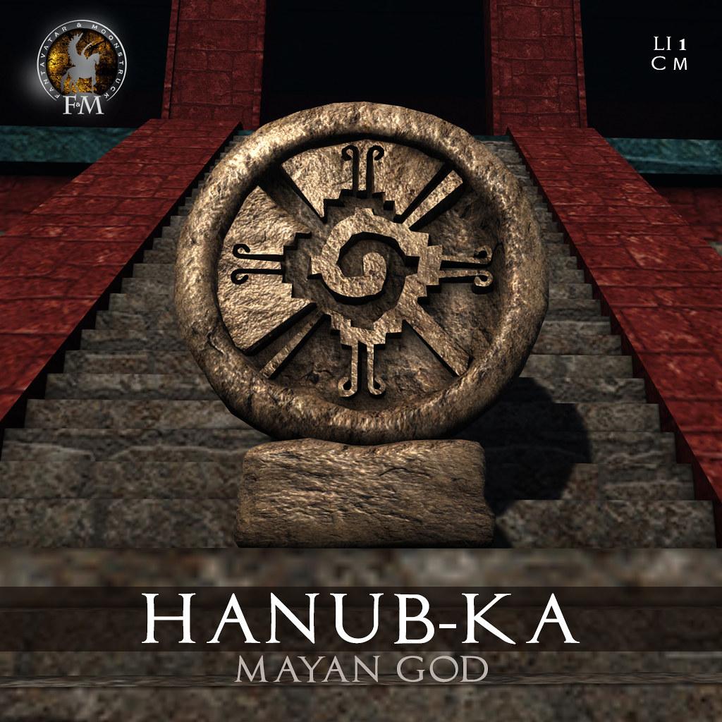 F&M * Hanub-ka – Mayan God