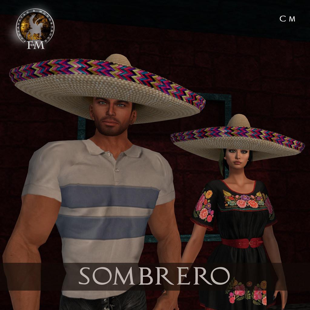 F&M * Sombrero – Hunt GIft
