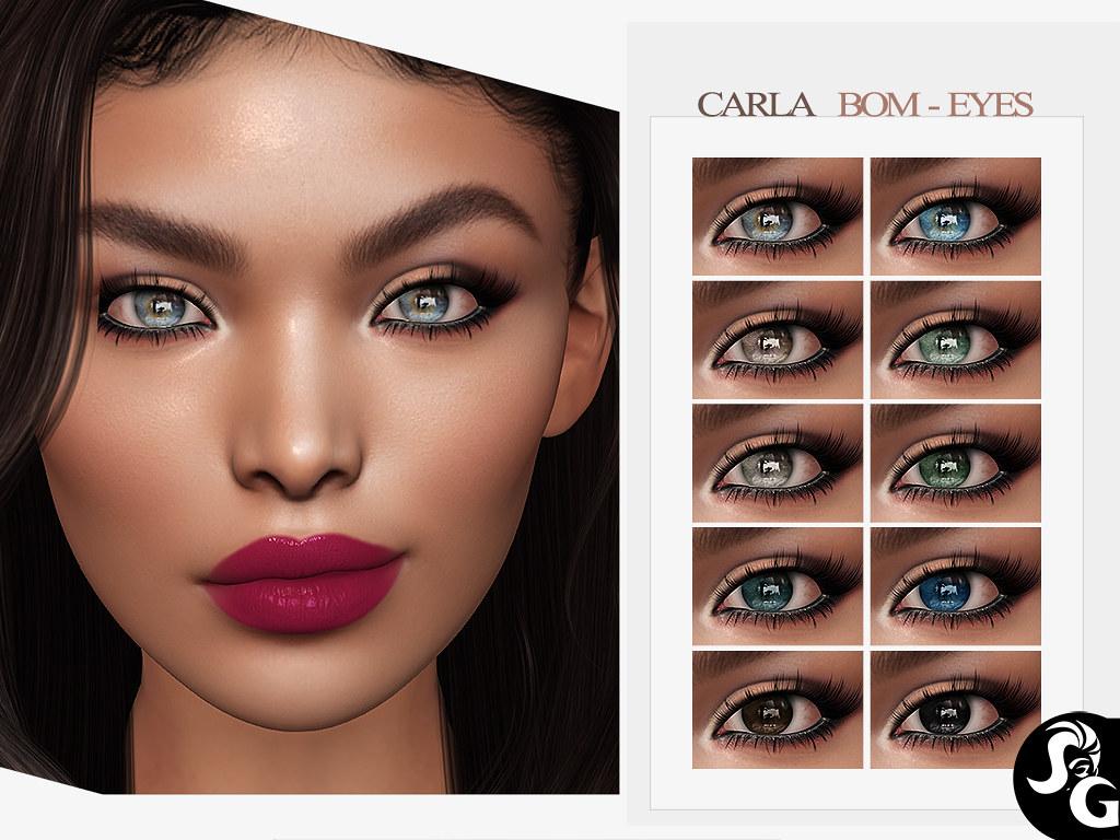 Carla BOM Eyes