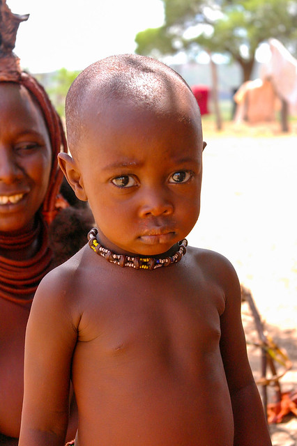 2013, Africa, Namibia, Kunene region, Opuwo, Himba people