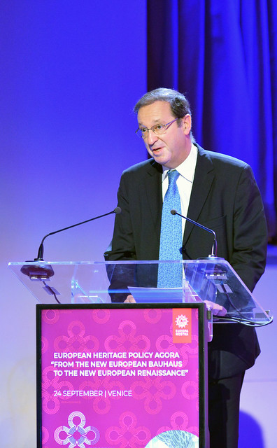 European Heritage Policy Agora