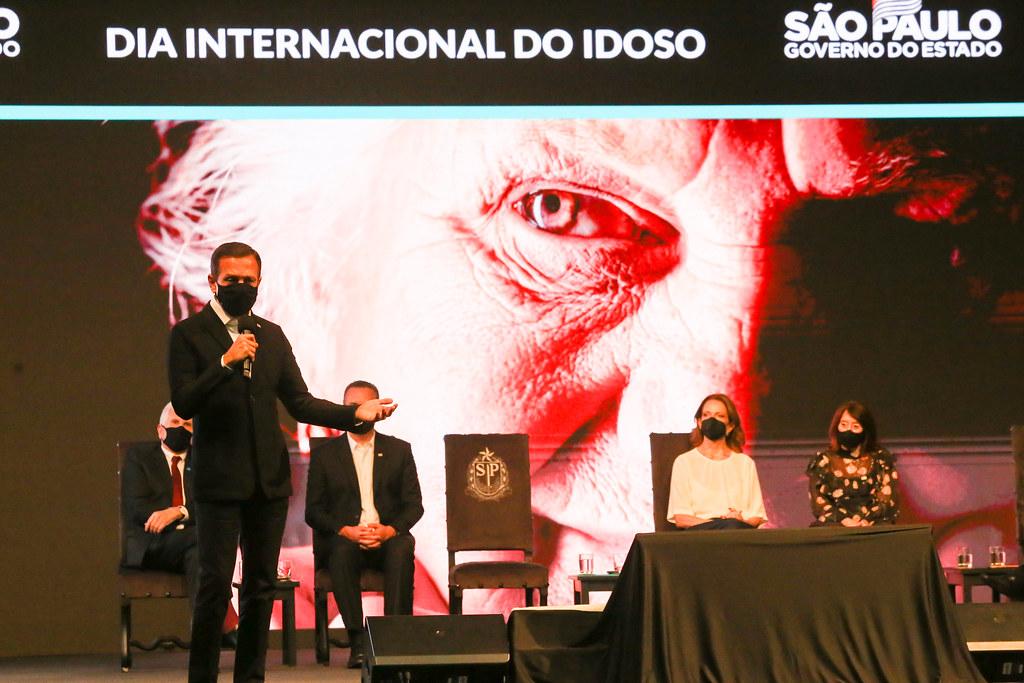 Comemoração ao Dia Internacional do Idoso