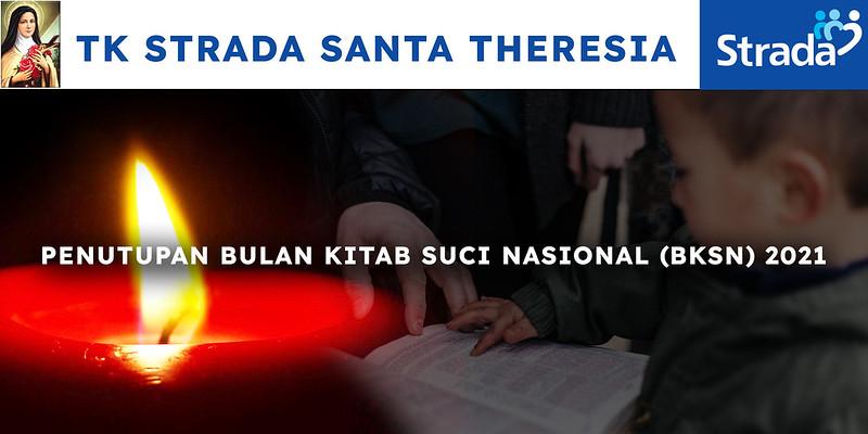 Ibadat Penutupan Bulan Kitas Suci Nasional (BKSN) 2021