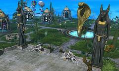 Fallen Gods Inc. 14th Anniversary - Destination Guide 2021