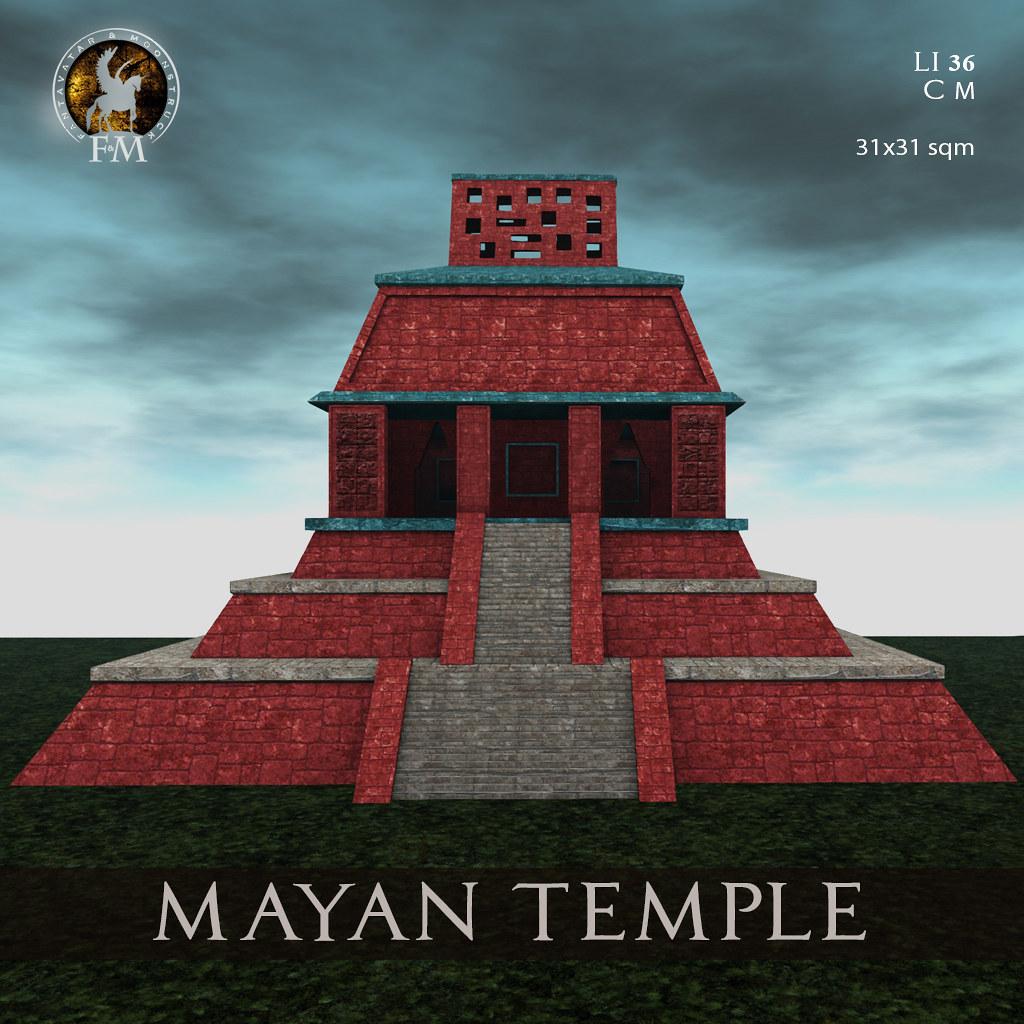 F&M * Mayan Temple