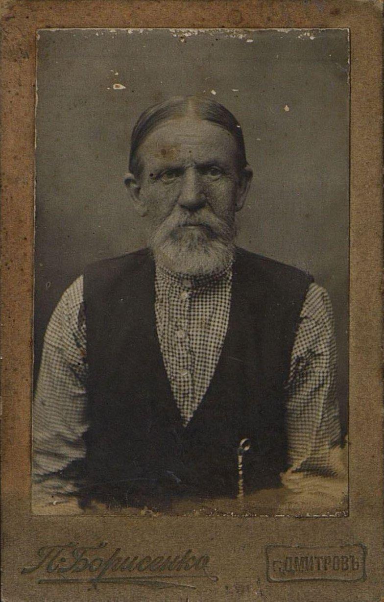 Дючков Александр, браковщик Покровской мануфактуры при деревне Княжево
