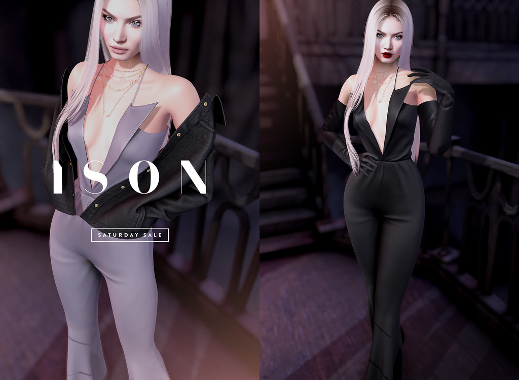 ISON x Saturday Sale / Oct 2nd, 2021