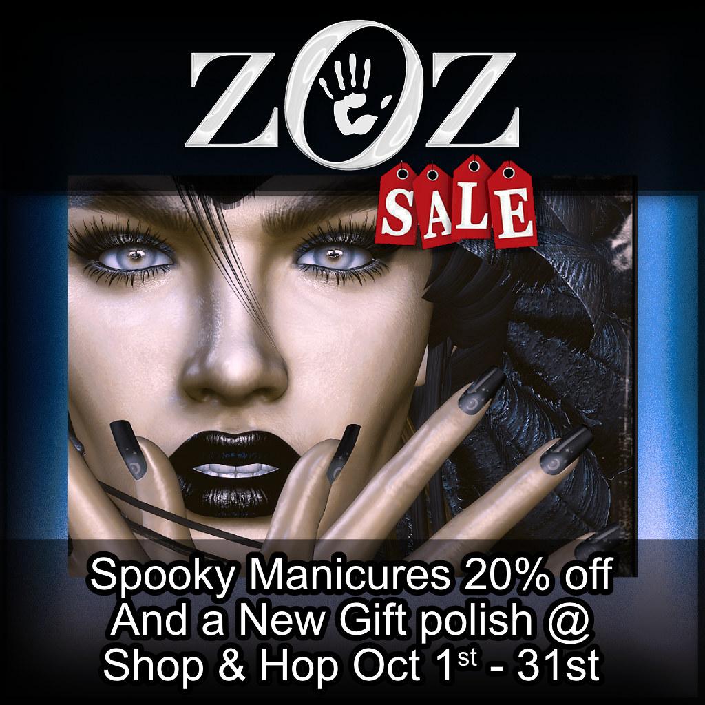 ZOZ @ Lindens Shop & Hop