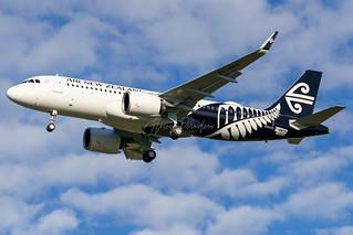 A320-271N, Air New Zealand, F-WWDR, ZK-NHE (MSN 10569)