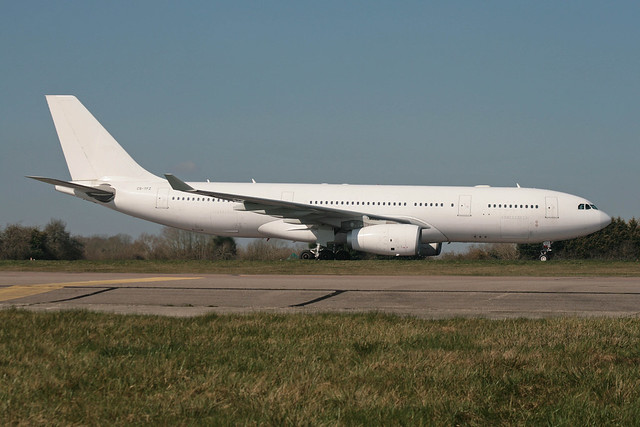 CS-TFZ Airbus A-330-243 Hi-Fly