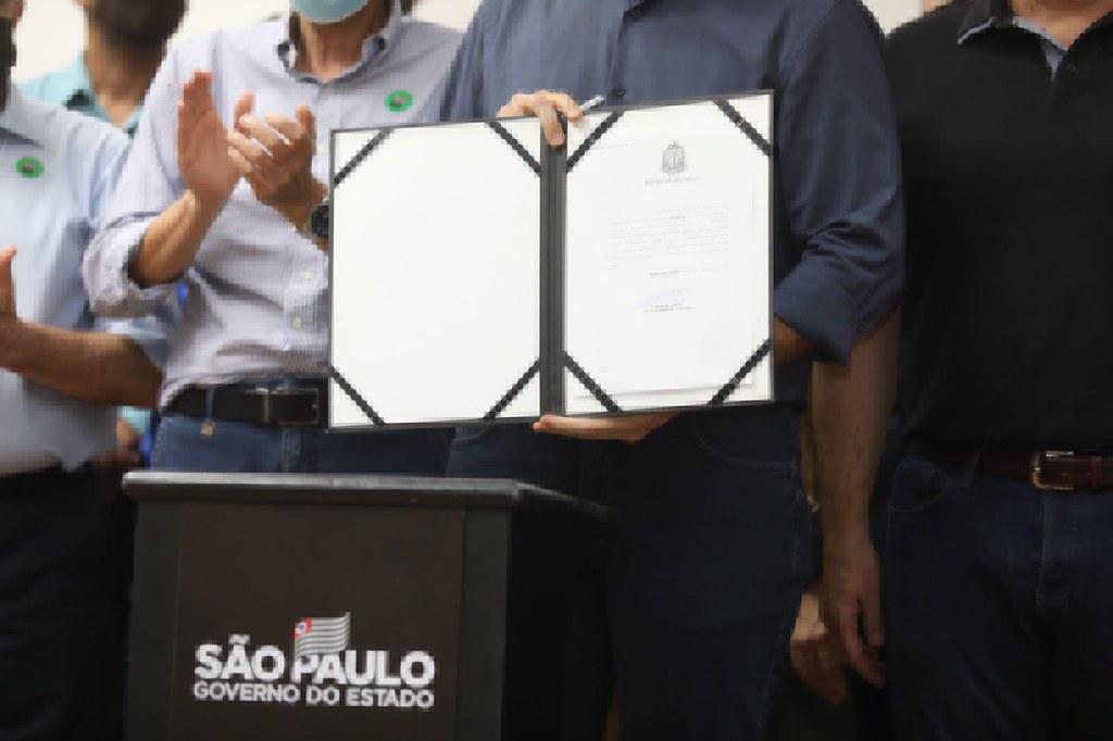 Anúncios do Governo de SP em Ribeirão Preto