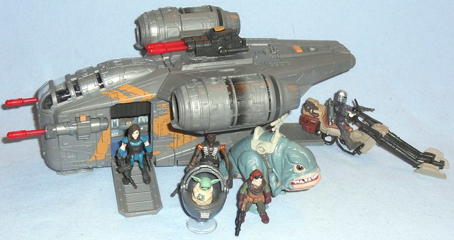 Mission Fleet - Razor Crest