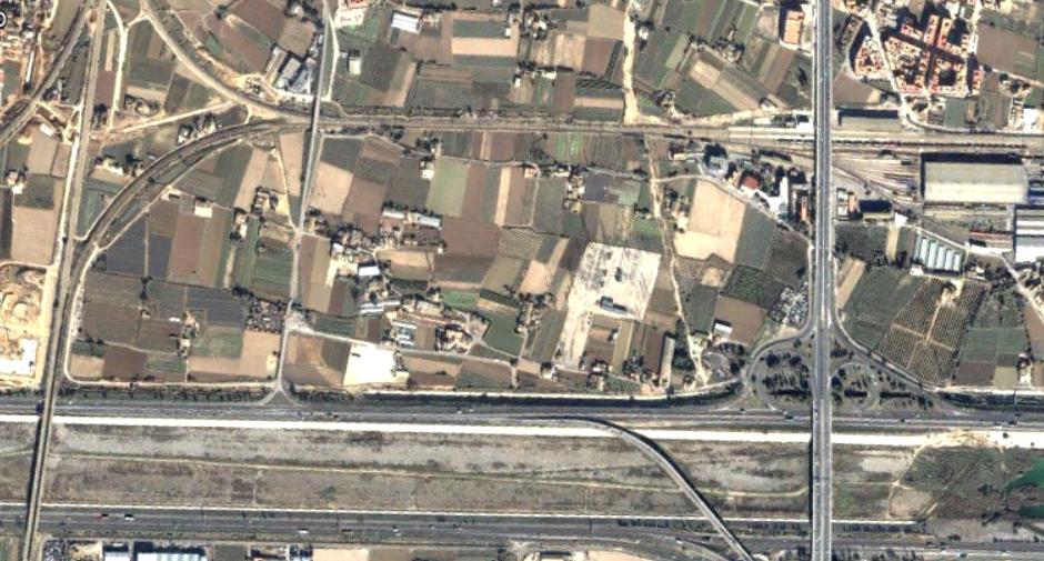sur del hospital de la fe, valencia, políganos aún sin nombre, antes, urbanismo, planeamiento, urbano, desastre, urbanístico, construcción