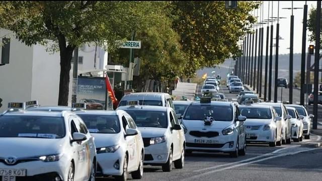Taxi Córdoba