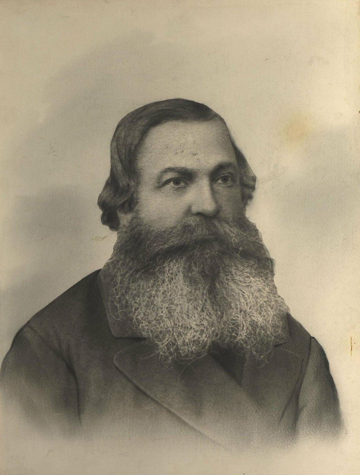 Талаев Евстафий Петрович, владелец мастерской жестяной игрушки в Дмитрове. 1902