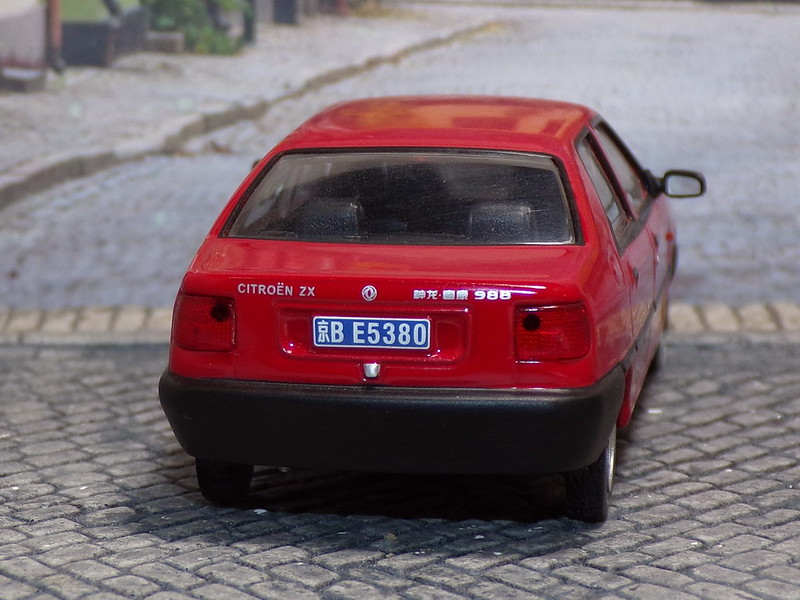 Citroën ZX Sedán - 2000