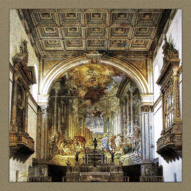 Santissima Annunziata church, Siena