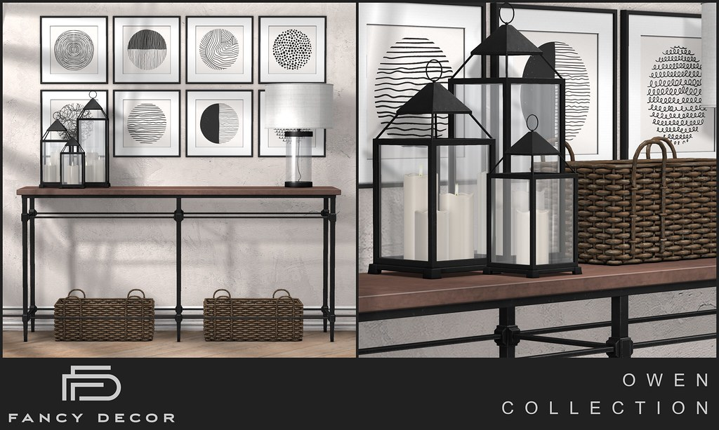 Owen Collection @ FaMESHed