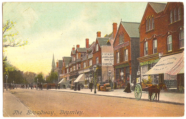 Bromley - The Broadway Prior to 1906
