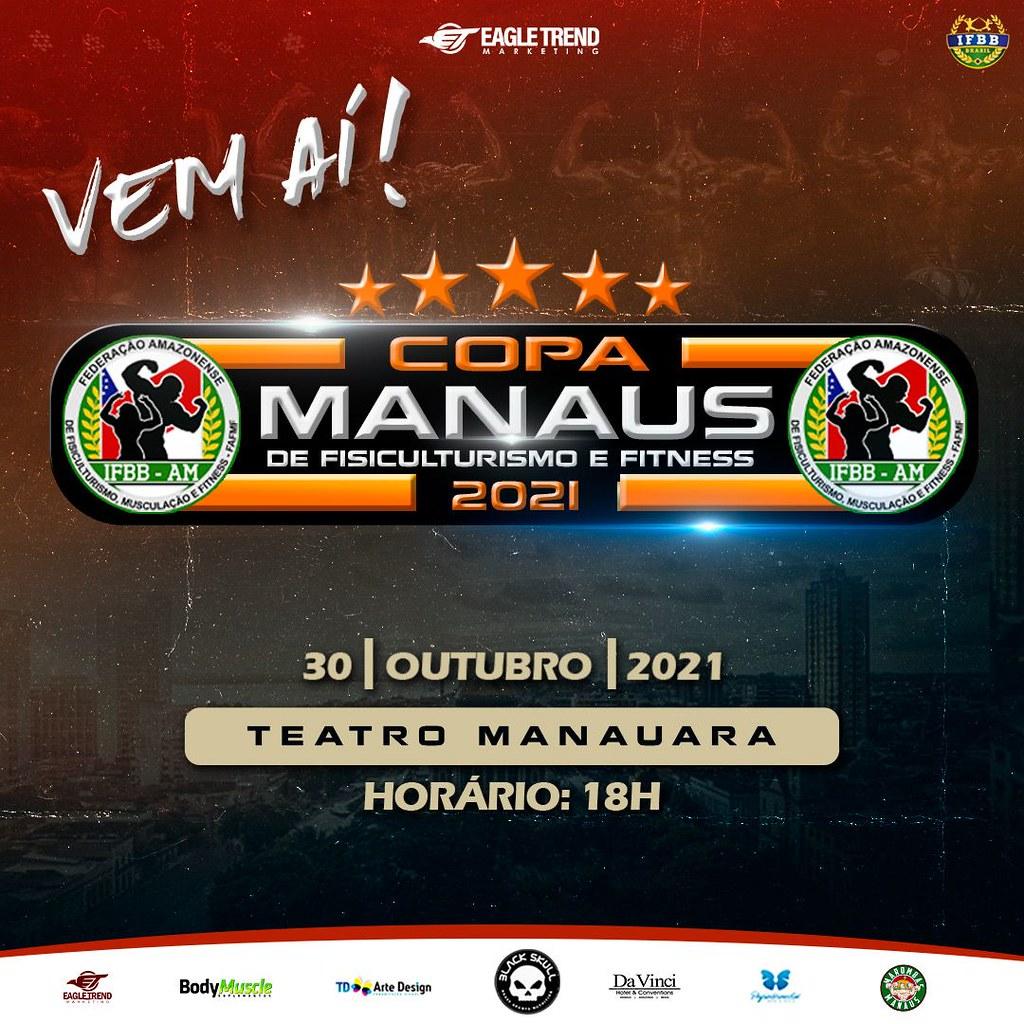 Copa Manaus de Fisiculturismo e Fitness