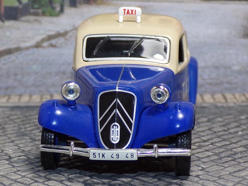 Citroën Traction 11 Ligero – 1955