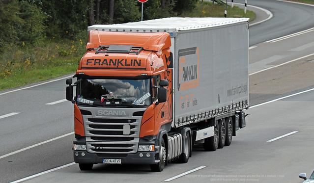 GDA 4TV7 Scania 02-07-2020 (Germany)