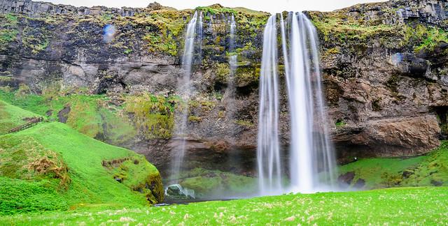 Rangarping eystra waterfall
