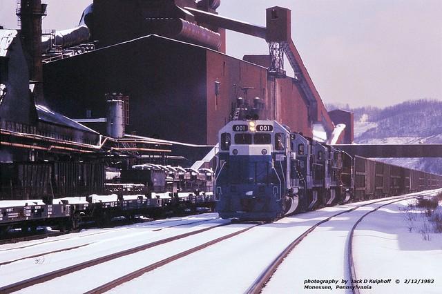DEEX 00I, Monessen, PA. 2-12-1983