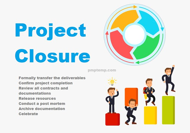 Free Project Closure Management Templates