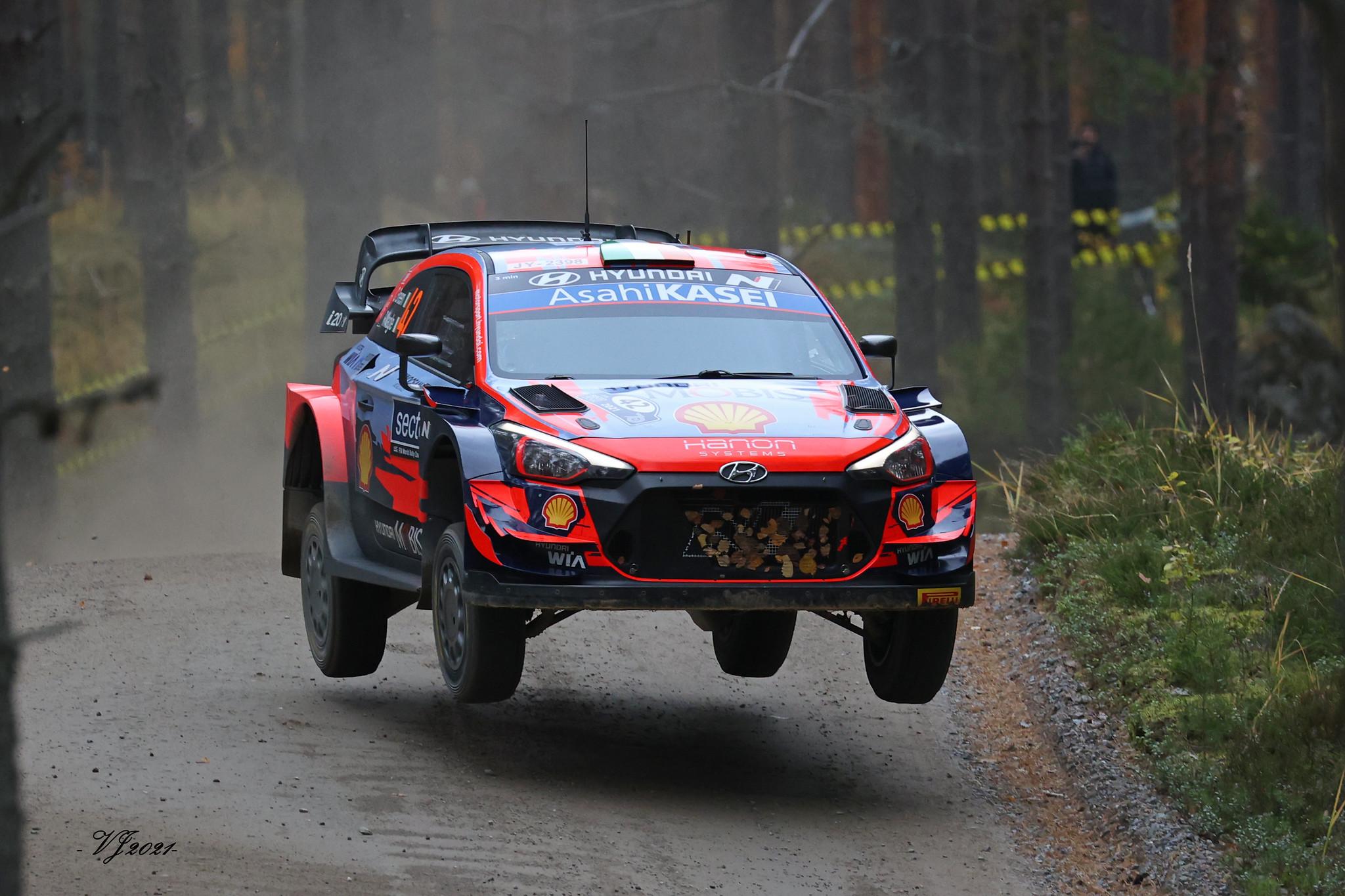 Craig Breen, Hyundai i20 WRC