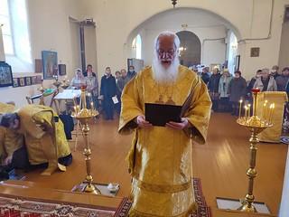 02.10.2021 | 25 лет церкви свт. Николая села Наволок