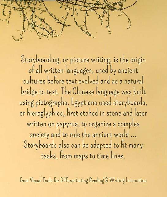 WriteOut: Storyboarding