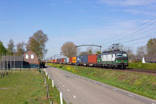 RTBC   BR 193   193 739   Kapelweg, Boxtel