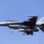 F-16D 526th TFS