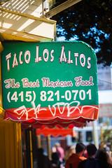 Taco Los Altos