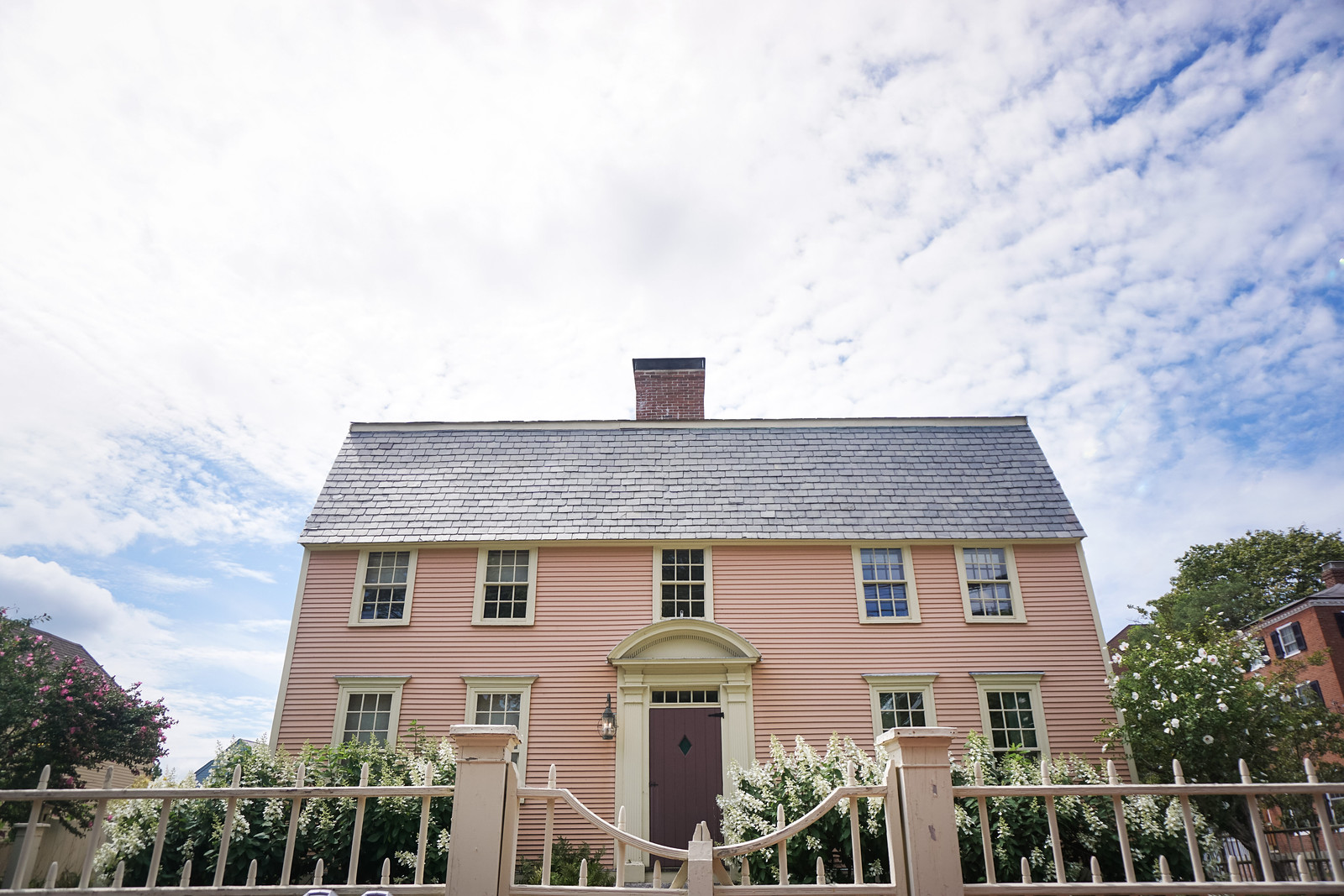 Historical Houses of Portsmouth