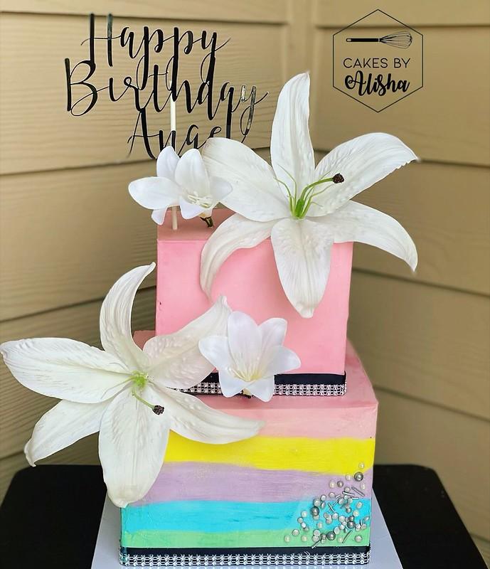 Cake from Cakes by Alisha