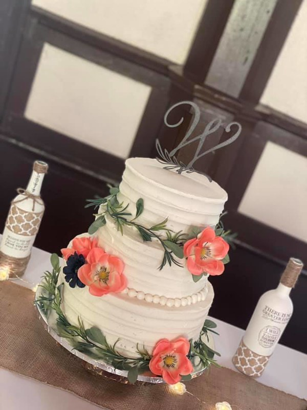 Cake by Sweet Tooth Confection