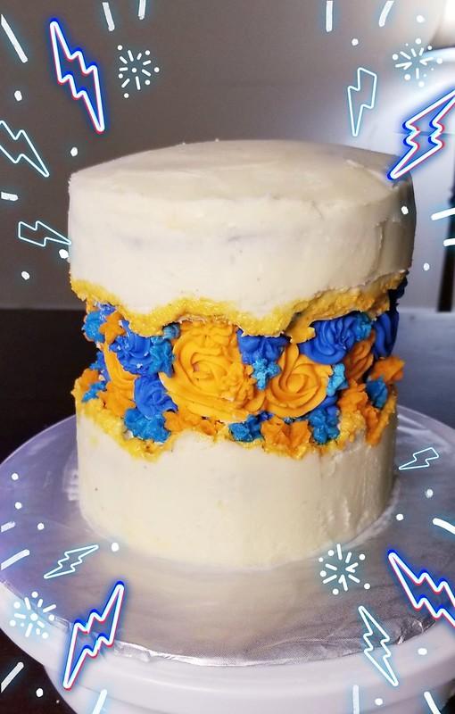 Cake by Kristen's Kitchen