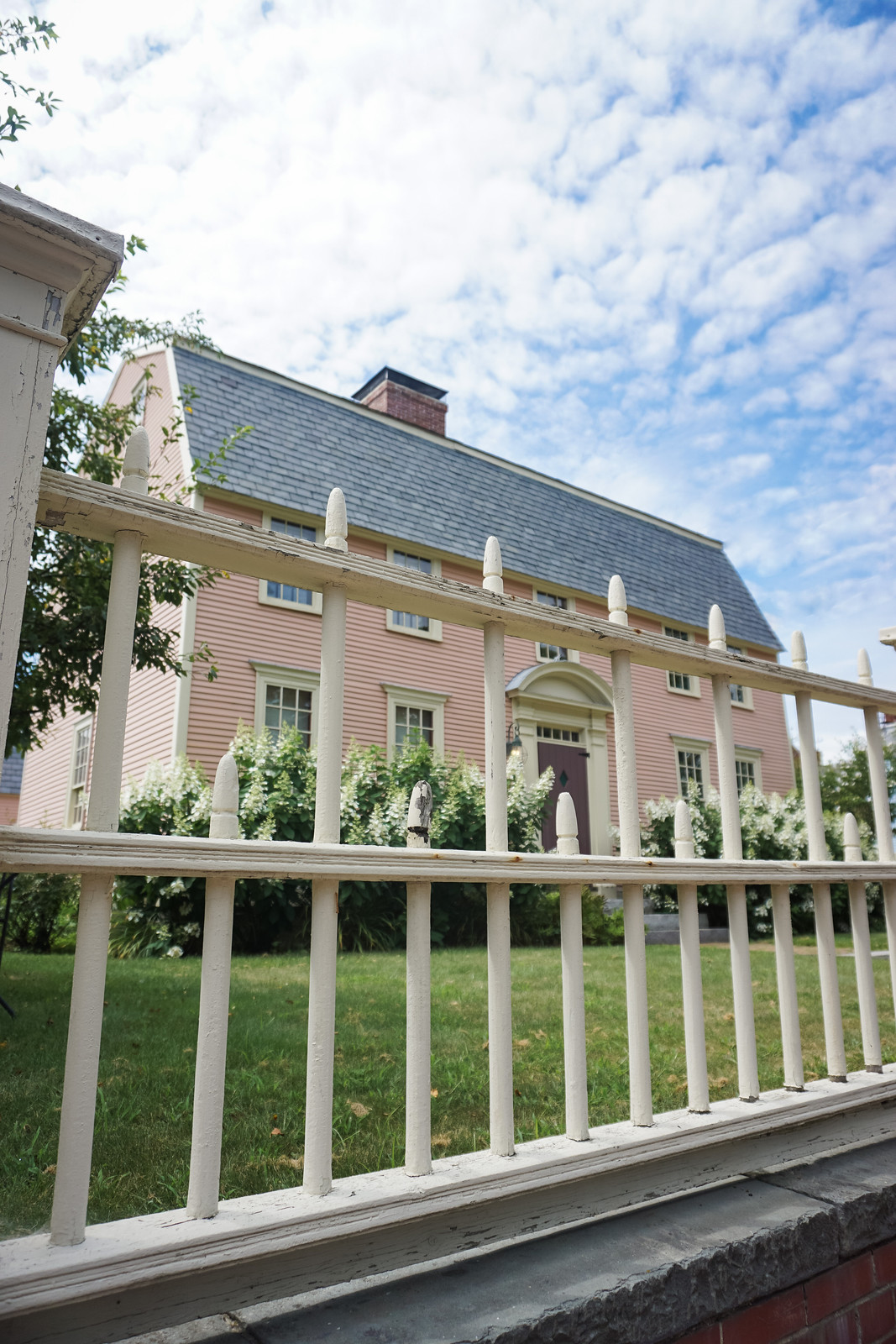 Historical Houses of Portsmouth | Portsmouth New Hampshire Travel Guide | Weekend in New England | Things to see in Portsmouth | What to do in New Hampshire