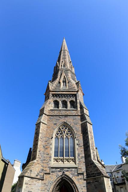 Buccleuch and Greyfriars Free Church, Edinburgh