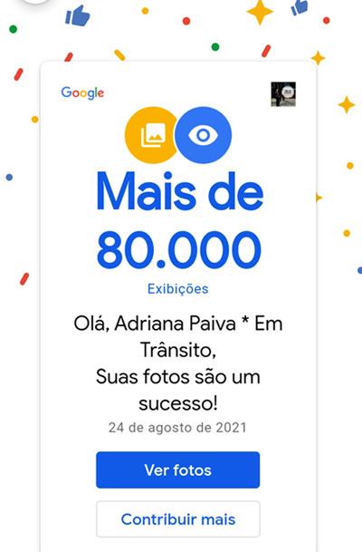 Google Gmail da jornalista Adriana Paiva adripaivamovel Local Guide Guides Blog Adri nas Cidades Adriana Paiva Em Trânsito