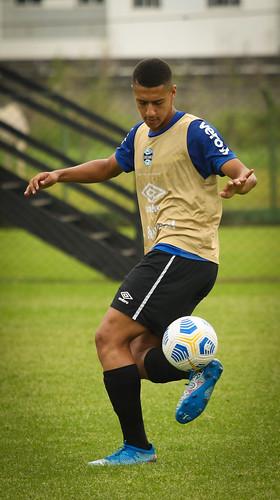 Treino Grupo de Transição do Grêmio