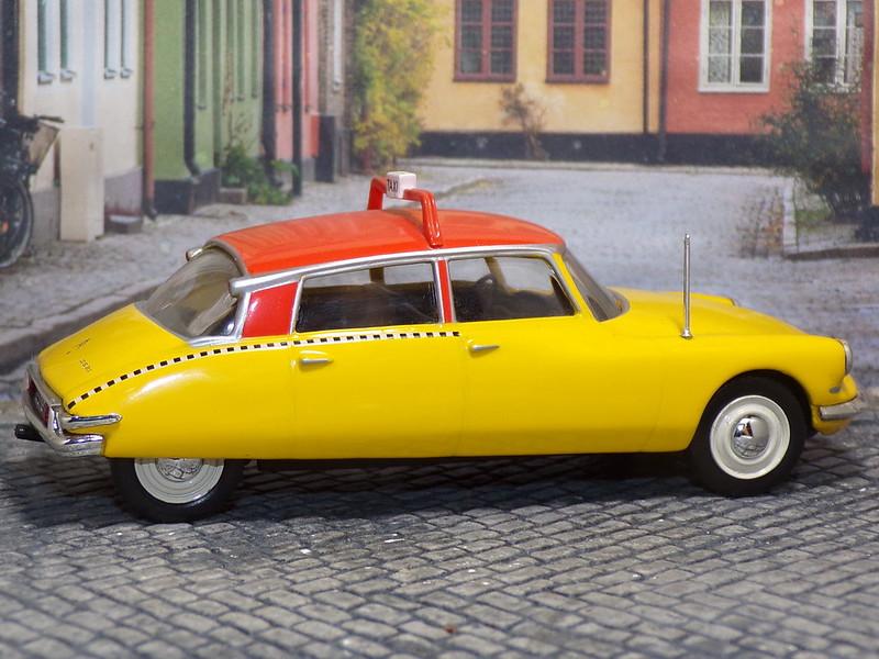 Citroën DS19 – 1958